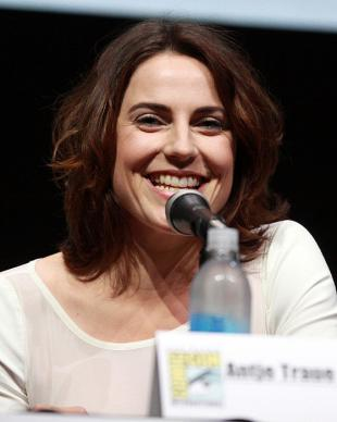 Picture of quotation author Antje Traue