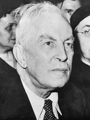 Picture of quotation author Arnold J. Toynbee