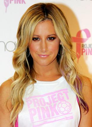 Picture of quotation author Ashley Tisdale