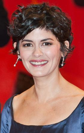 Picture of quotation author Audrey Tautou