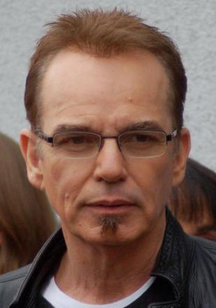 Picture of quotation author Billy Bob Thornton
