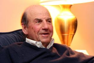 Picture of quotation author Calvin Trillin