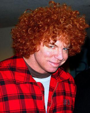 Picture of quotation author Carrot Top