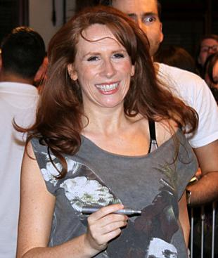Picture of quotation author Catherine Tate