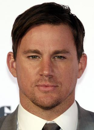 Picture of quotation author Channing Tatum