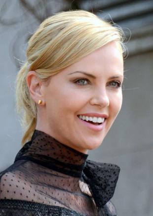 Picture of quotation author Charlize Theron