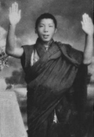 Picture of quotation author Chogyam Trungpa