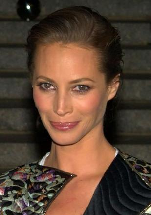 Picture of quotation author Christy Turlington
