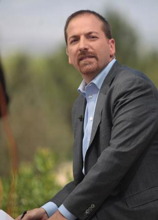 Picture of quotation author Chuck Todd