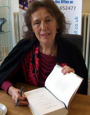 Picture of quotation author Claire Tomalin