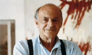 Picture of quotation author Cy Twombly