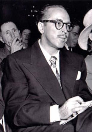 Picture of quotation author Dalton Trumbo