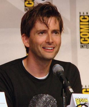 Picture of quotation author David Tennant
