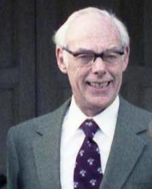 Picture of quotation author Denis Thatcher