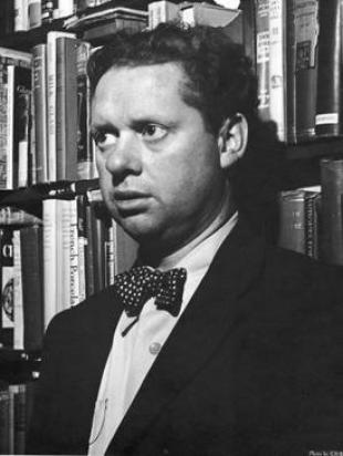 Picture of quotation author Dylan Thomas