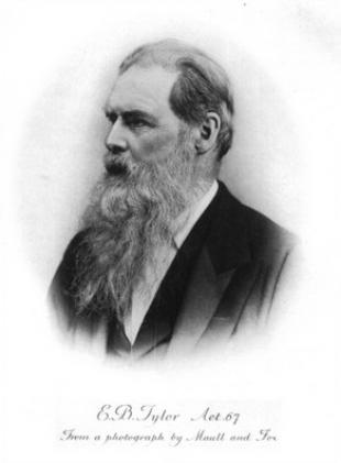 Picture of quotation author Edward Burnett Tylor