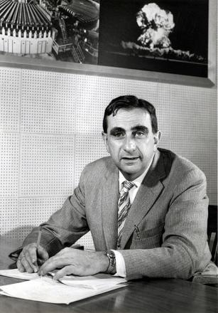 Picture of quotation author Edward Teller