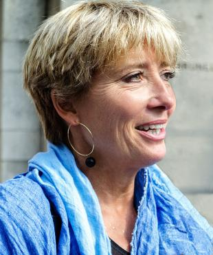 Picture of quotation author Emma Thompson