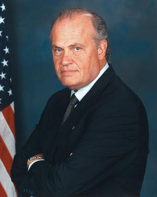 Picture of quotation author Fred Thompson