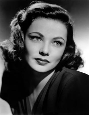 Picture of quotation author Gene Tierney