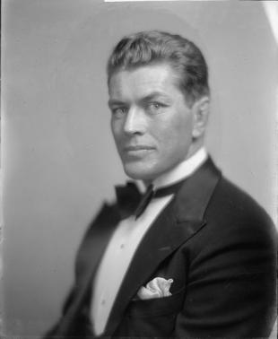 Picture of quotation author Gene Tunney