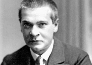 Picture of quotation author Georg Trakl