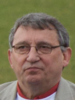 Picture of quotation author Graham Taylor