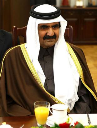 Picture of quotation author Hamad bin Khalifa Al Thani