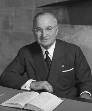 Picture of quotation author Harry S Truman