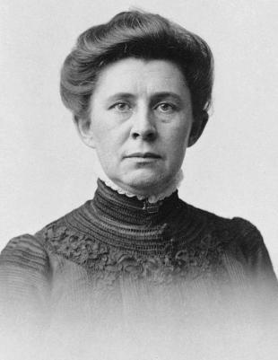 Picture of quotation author Ida Tarbell