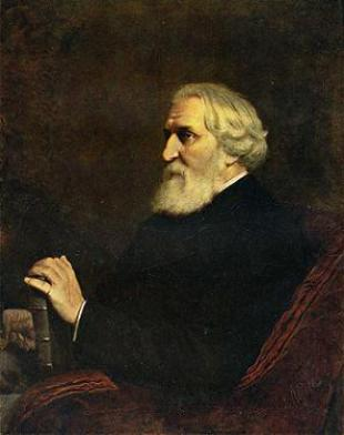 Picture of quotation author Ivan Turgenev