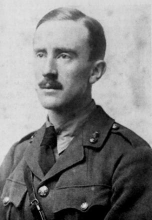 Picture of quotation author J. R. R. Tolkien