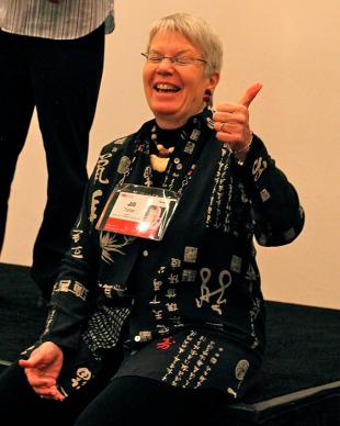 Picture of quotation author Jill Tarter