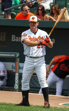 Picture of quotation author Jim Thome