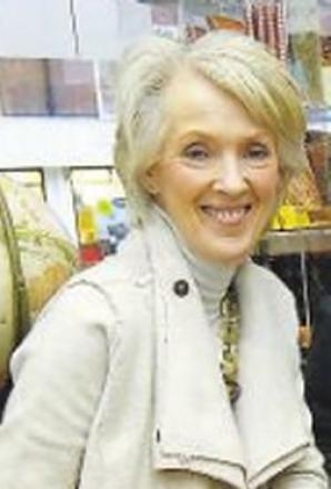 Picture of quotation author Joanna Trollope
