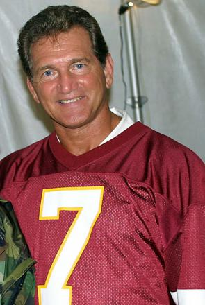 Picture of quotation author Joe Theismann