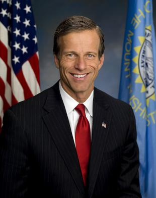 Picture of quotation author John Thune