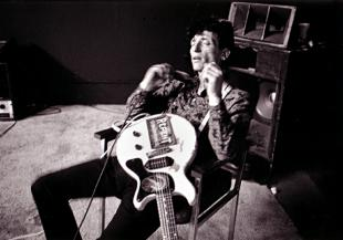 Picture of quotation author Johnny Thunders