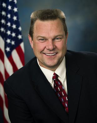 Picture of quotation author Jon Tester