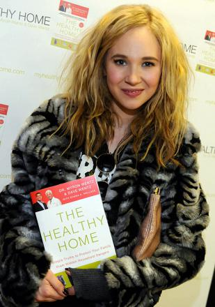 Picture of quotation author Juno Temple