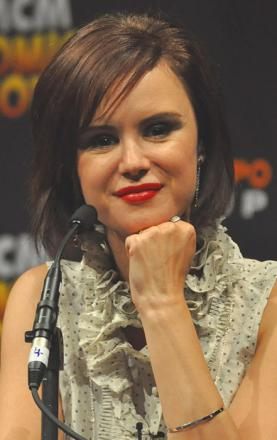 Picture of quotation author Keegan Connor Tracy