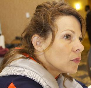 Picture of quotation author Lili Taylor