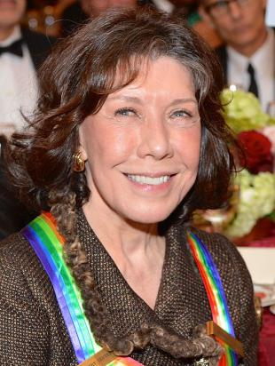 Picture of quotation author Lily Tomlin