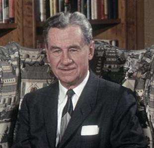 Picture of quotation author Lowell Thomas
