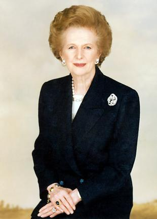 Picture of quotation author Margaret Thatcher