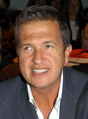 Picture of quotation author Mario Testino