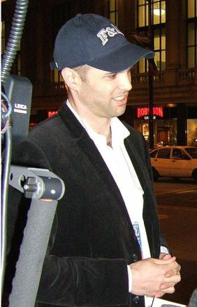 Picture of quotation author Matt Taibbi
