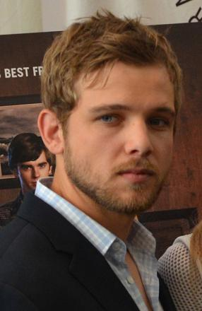 Picture of quotation author Max Thieriot