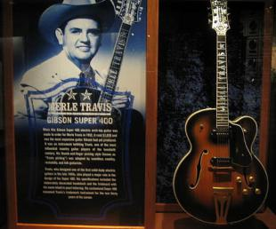 Picture of quotation author Merle Travis