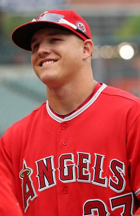 Picture of quotation author Mike Trout